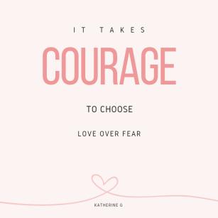 Kat G Courage