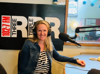 Jess Borger Immunology on the airwaves