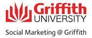 Griffith Uni Social Marketing